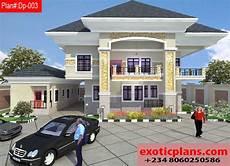 5 Bedroom Duplex Design 5 Bedrooms Duplex Dp 003