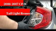 2012 Honda Accord Light Removal 2016 2017 2018 Honda Civic How To Remove Replace
