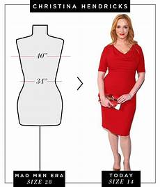 Famous Catalog Size Chart A Brief History Of Women S Clothing Sizes And Why You Just