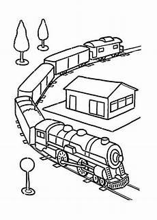malvorlagen eisenbahnwaggon malvorlagentv