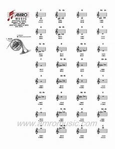 French Horn Chart 23 Best French Horn Images On Pinterest French Horn