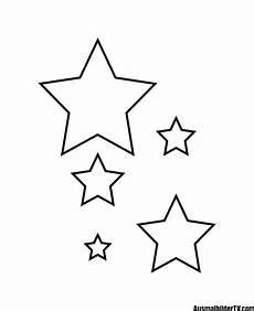 Ausmalbilder Sterne Kostenlos Sterne Zum Ausmalen 1ausmalbilder Schablone
