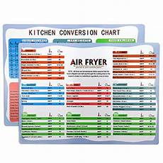 Meredith Laurence Air Fryer Cooking Chart Cosori Air Fryers100 Recipes Included 3 7qt Electric