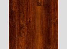 Red Mahogany High Gloss Plank with Cork Back   6.5mm   100494426   Floor and Decor
