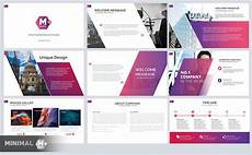 Free Business Ppt Templates Minimal Free Business Powerpoint Template 20 Slides
