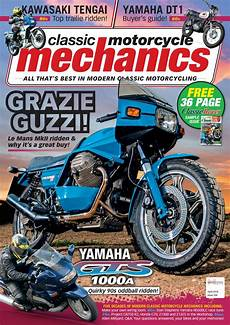 Motorcycle Mechanics Classic Motorcycle Mechanics April 2018 By Mortons Media