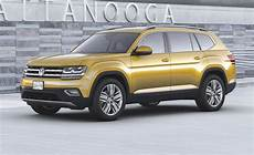 Vw Atlas Comparison Chart The 2018 Volkswagen Atlas Is A Car Worth Waiting For