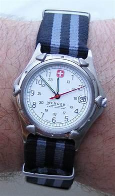 Wenger Sak Design Watch Wenger Quot S A K Design Quot Field Watch