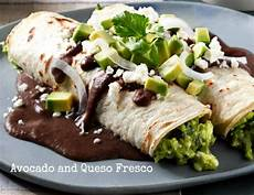 fresco recipe enfrijoladas with avocado and queso fresco recipe baby