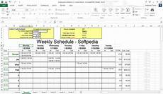 How To Create A Work Schedule On Excel Download Employee Scheduler For Excel And Openoffice 2 1