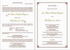 teks undangan pernikahan kristen artikel teks undangan