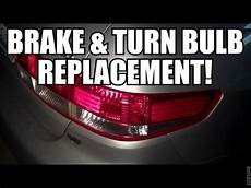 How Much To Replace Brake Light Honda Accord Brake Amp Turn Lamp Bulb Replacement Youtube