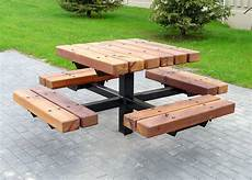 Cool Table Designs 24 Picnic Table Designs Plans And Ideas