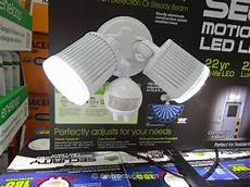 Costco Led Motion Light Home Zone Security Motion Activated Led Light