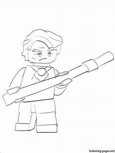 Ausmalbilder Lego Ninjago Garmadon Garmadon Coloriage Imagui