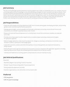 Resume Job Responsibilities Examples Education Job Description Templates Amp Samples Livecareer