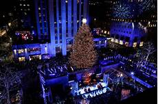 Rockefeller Tree Lighting Date 2015 2018 Rockefeller Center Christmas Tree Lighting Watch
