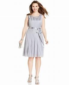 Sl Fashions Dress Size Chart Sl Fashions Plus Size Satin Stripe Glittered Dress