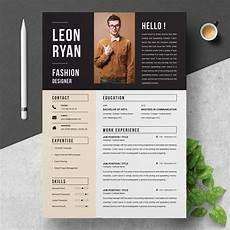 Cool Resume Templates Free Creative Resume Templates For Designers Free Amp Premim Cv