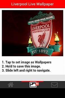 liverpool wallpaper apk free liverpool fc live wallpaper images apk for