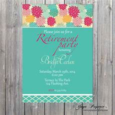 Retirement Invitations Online 36 Retirement Party Invitation Templates Psd Ai Word