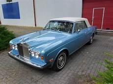 rolls royce corniche cabrio rolls royce corniche cabrio 1973 catawiki