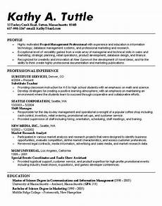 Characteristics For Resume Resume Examples Student Resume Exmples Collge High School