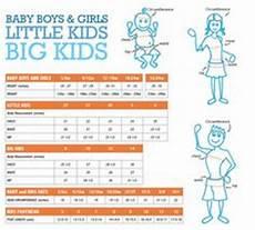 Elastic Size Chart Us Children S Size Chart Sew Pinterest Google Search