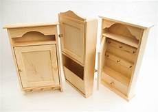 plain wooden key box cabinet letters holder storage