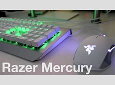 Razer Mercury Mouse and Keyboard ? Unboxing and First Look