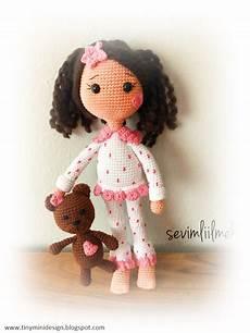 amigurumi pijamalı bebek tarifi amigurumi pajamas doll
