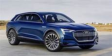 audi elaine 2020 faw volkswagen to launch 7 audi evs in china by 2020