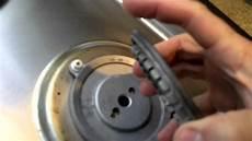 Lighting A Gas Stove Gas Stove Ignitor And Burner Not Lighting Youtube