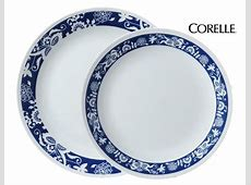 Corelle TRUE BLUE 10 1/4 DINNER or 8 1/2 LUNCH PLATE