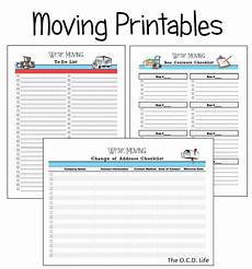 Moving Box Inventory List Template Moving Printables