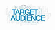 Another Word For Target Audience Demographics Animated Word Cloud Text Design Animation