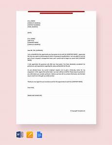 How To Write A Letter To A Recruiter 10 Thank You Letter To Recruiter Pdf Doc Free
