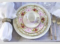 58 Beautiful Dinnerware, BEAUTIFUL Vintage, Aynsley