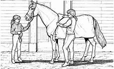 Ausmalbilder Pferde Ausmalbilder Pferde 07