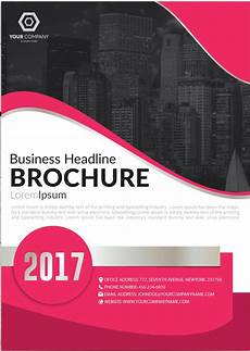 sample brouchure 9 free sample it brochure templates printable samples