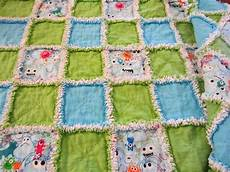 how to make rag quilts 32 tutorials with