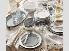 50 Gorgeous White Dinnerware Sets with Farmhouse Style