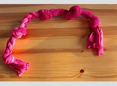 Rope Braid Dog Toy · How To Make A Pet Toy · Other on Cut
