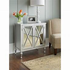 mirrored accent cabinet on clearance just 94