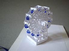 pop up card ferris wheel template ferris wheel pop up card by paper on deviantart