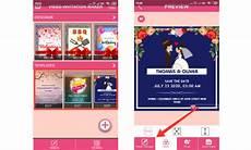 cara membuat video undangan pernikahan gratis di android