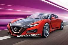 Nissan Z Car 2020 by 2020 Nissan Z Render