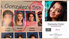 Danielle Cohn Birth Chart Proof Danielle Cohn Is 13 Yearbook Photos Yearbook