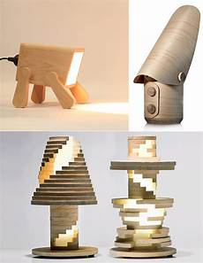 Creative Wood Designs Ligonier In Go Nature 9 Creative And Cool Wooden Lamp Designs