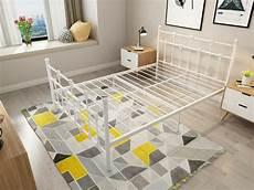 panana metal bed frame vintage style 4ft6